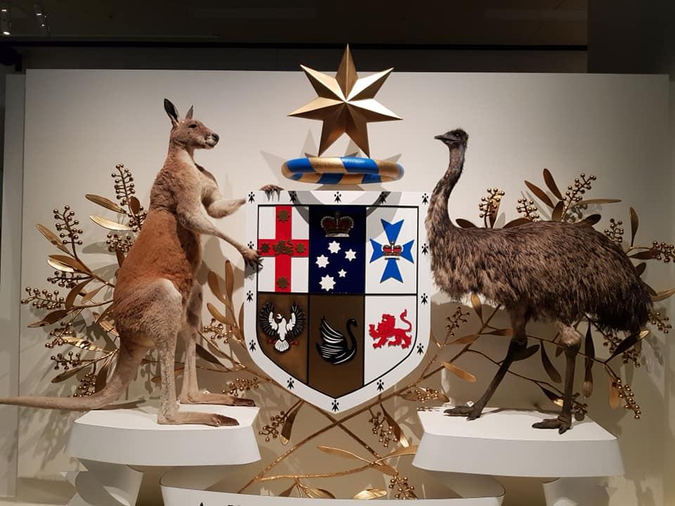 Austrálie zapojit kulturu